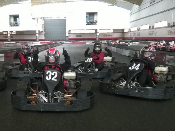 Wakefield Indoor Karting