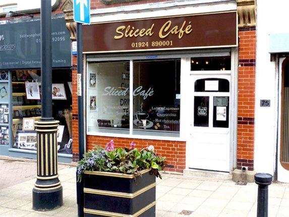Sliced Cafe