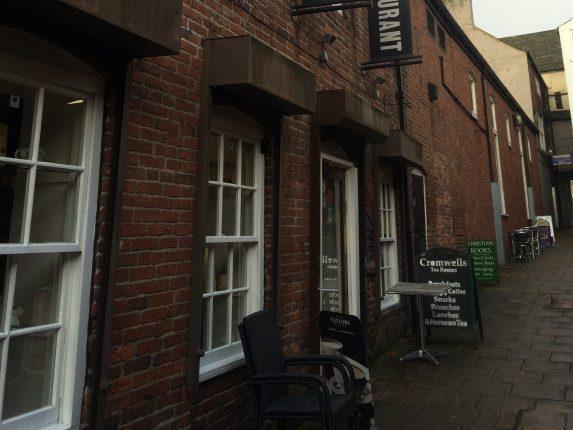 Cromwells Tea Rooms