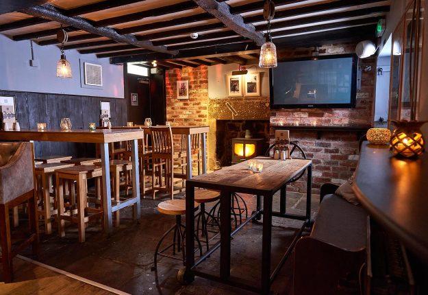 The New Inn, Walton