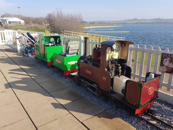 Pugneys Light Railway