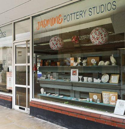 Jasmine Pottery Studios