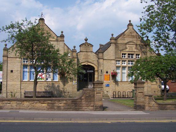 Horbury Library