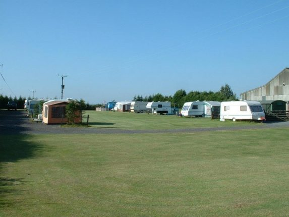 Broadlands Farm Touring Caravan Park
