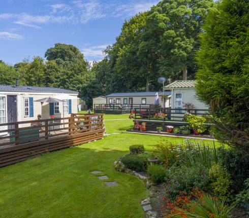 Nostell Priory Boutique Holiday Park