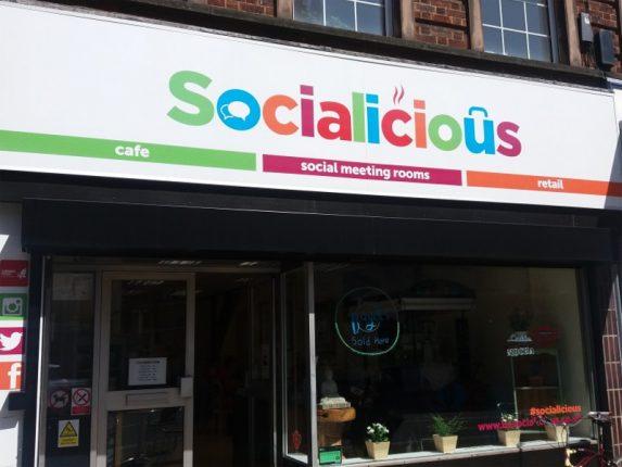 Socialicious Cafe