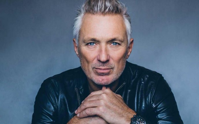 Martin Kemp - Back To The 80s Party