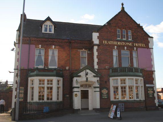 Featherstone Hotel