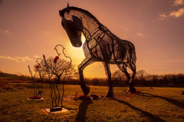 Featherstone War Horse