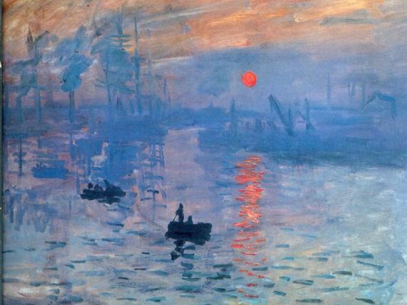 Monet Landscape Painting Workshop
