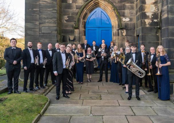 Hepworth Brass Band: Rhythm of Light