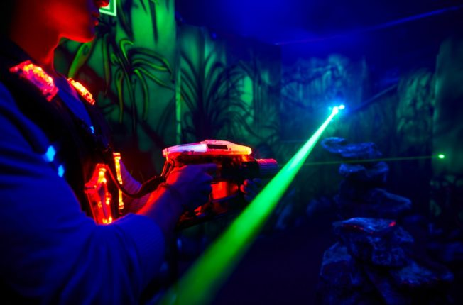 LaserZone Castleford