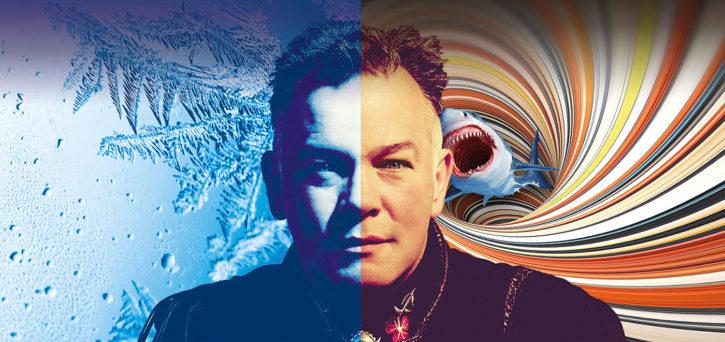 Stewart Lee - Snowflake/Tornado 2022