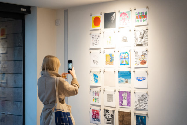 20:20 Print Exchange: Touring Exhibition