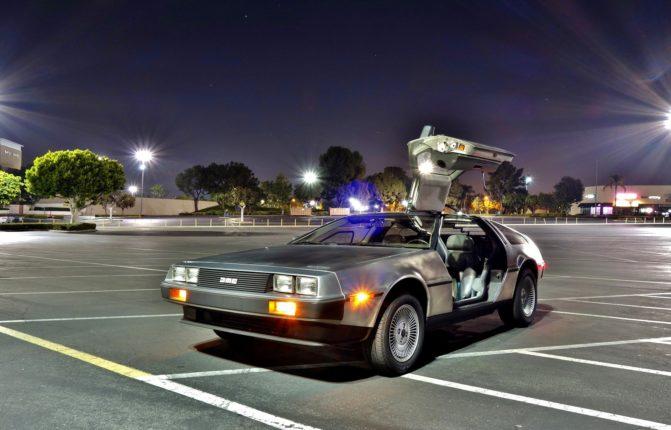 Back To The Future Movie Night