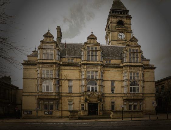 Wakefield Historic Ghost Walk