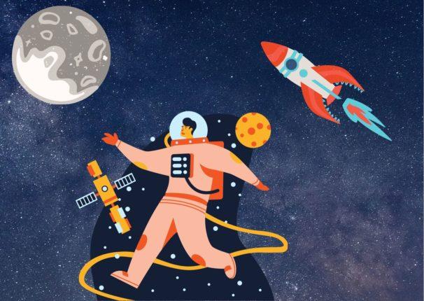 Aurora Planetarium Adventure in Space!