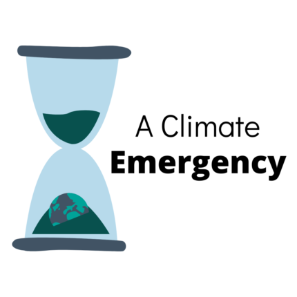 Earthquakes in London - Part of A Climate Emergency