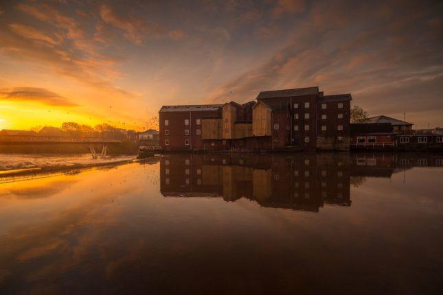 Queen's Mill Heritage Open Day