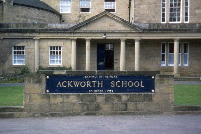Ackworth School Heritage Open Day