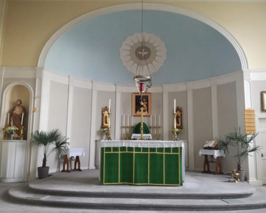 St Joseph's RC Church Heritage Open Day