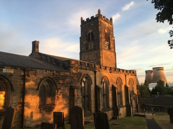 St Edward the Confessor, Brotherton Heritage Open Day