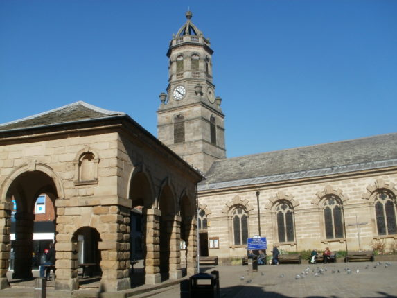 St Giles Church Heritage Open Day