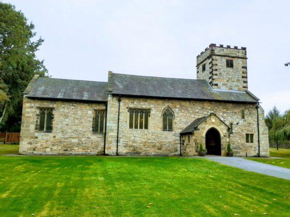 St Andrew's Church, Ferrybridge Heritage Open Day